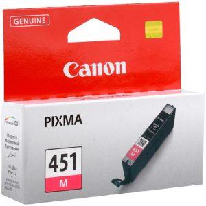 Картридж Canon CLI-451 Pixma iP7240 MG5440 MG5540