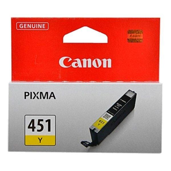 Картридж Canon CLI-451 iP7240 MG5540 MG7140 MX924