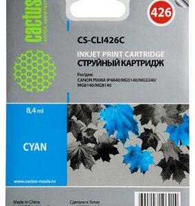 Совместимый картридж CLI-426C для принтера Canon