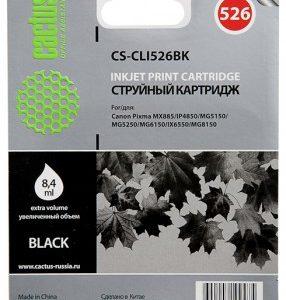 Картридж Canon CLI-526BK черный в принтер MG5150