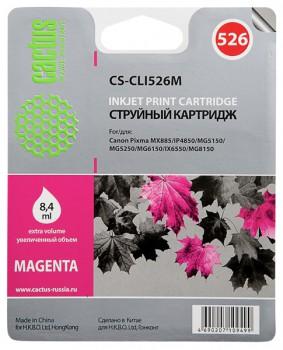 Картридж CLI-526 в принтер Canon MG5250/6150/8150