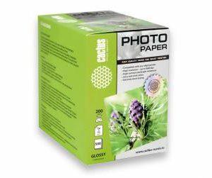 Фотобумага Cactus 200 г/м2