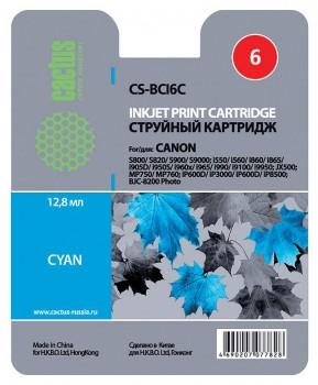 Картридж Canon BCI-6 аналог cyan