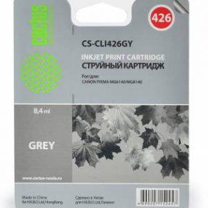 Картридж CLI-426GY серый аналог Canon MG6140/MG8140