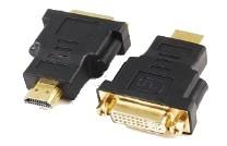 Переходник DVI (розетка) - HDMI