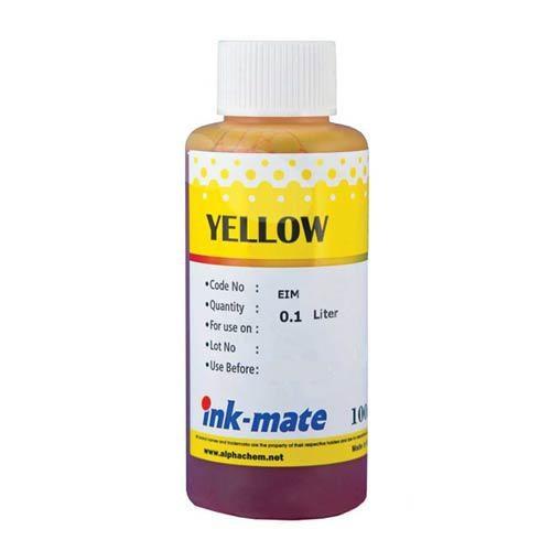 Чернила в принтер Epson Ink-Mate 290 желтые 100
