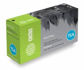 Картридж HP C7115A в принтер 1200 аналог Cactus