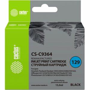 Совместимый картридж HP 129 черный C9364