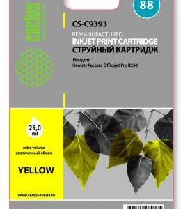 Картридж № 88 для принтера HP K5300 K5400 K550