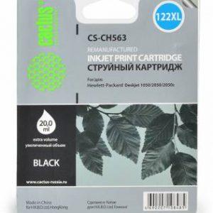 Картридж HP 122 XL аналог черный 1050/2050/3050