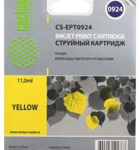 Совместимый картридж Epson T0924