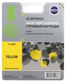 Картридж аналог Epson T0924 в TX106 TX117 TX119