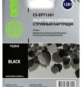 Совместимый картридж Epson T1281