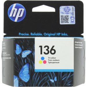 Картридж HP 136 C9361 D4163 C3183 C4183 D5163