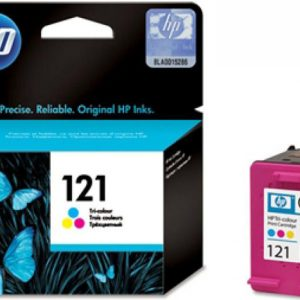 Картридж HP 121 CC643HE цветной в DJ F2483 F4283