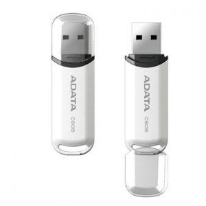 USB накопитель 16GB ADATA C906 белая
