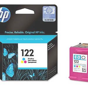 Картридж HP 122 цветной в принтер 1000 1050 2050