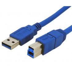 Кабель USB 3.0 Am-Bm 1,8 метра для принтера