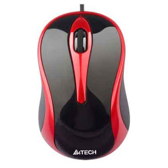 Проводная оптическая мышь A4Tech N-350 USB
