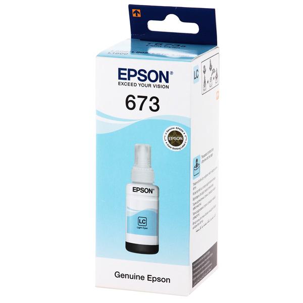 Чернила для Epson светло-голубые T6735
