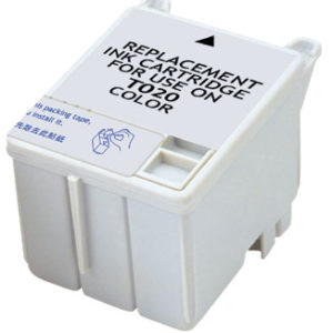 Картридж совместимый Epson T020 цветной