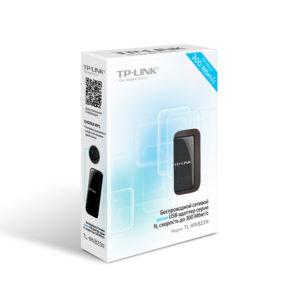 Беспроводной USB Wi-Fi адаптер TP-Link TL-WN823N
