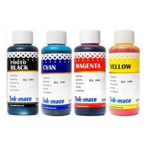 Чернила для Epson L300, L312, L350, L355 Ink-Mate