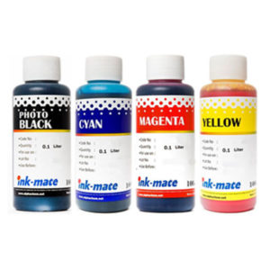 Чернила для Epson L100, L110, L120, L1300 Ink-Mate