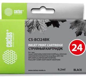 Картридж Canon BCI-24BK для Pixma iP1000 аналог