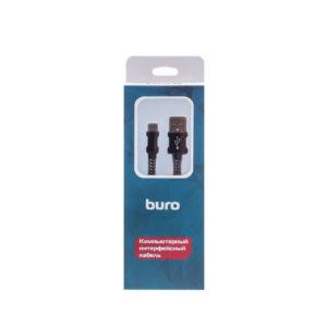 Кабель micro USB для смартфона 1 метр Buro