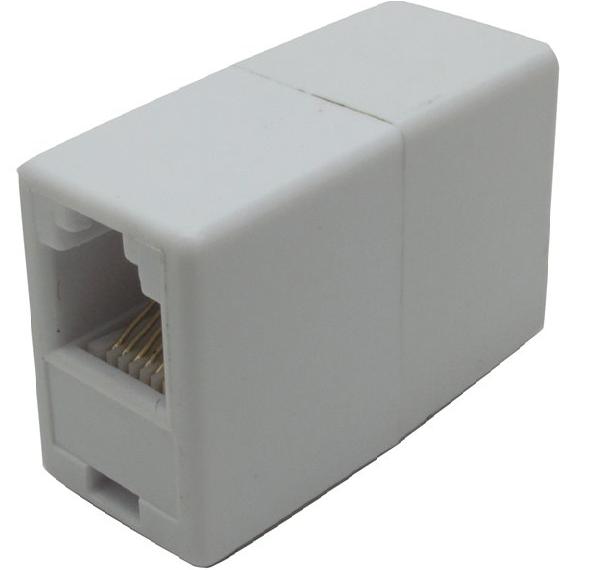 Соединитель телефонного кабеля RJ-12(6P4C)