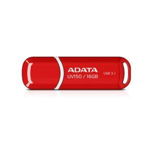 USB накопитель 16 Гб ADATA UV150 USB3.0 красный