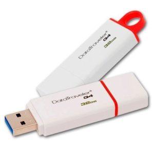 USB накопитель 32 Гб Kingston DTIG4 USB3.0