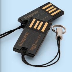 Картридер Kingston для карт microSD FCR-MRG2