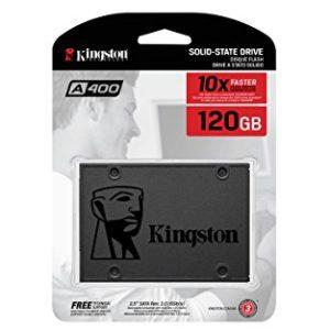 SSD диск 120 Гб Kingston A400