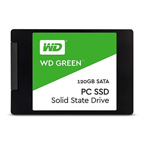 SSD диск 120 Гб WD Green SATA 2.5