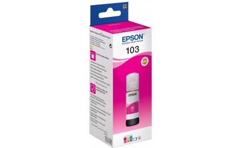 Чернила Epson 103M в принтер L3110, L3150, L3151