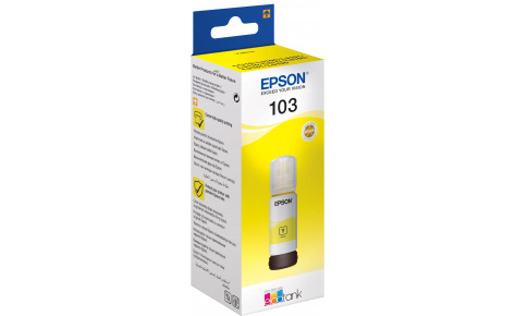 Чернила в принтер Epson 103Y L3100, L3101, L3110