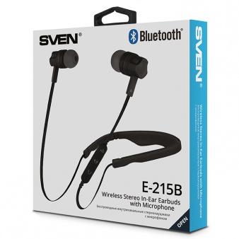 Беспроводный наушники Sven E-215B Bluetooth