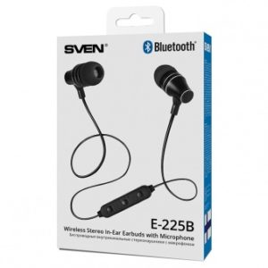 Беспроводный наушники Sven E-225B Bluetooth