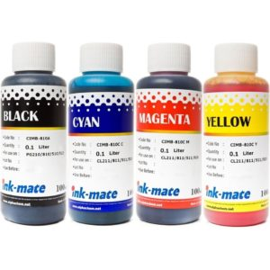 Чернила Ink-Mate CIMB-810 в Canon PG-510/40/440