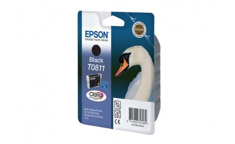 Картридж Epson T0811 для принтера R270 RX610 1410