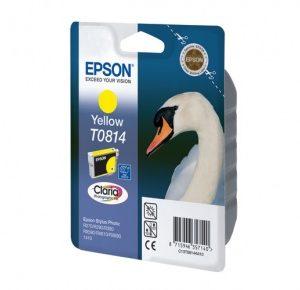 Картридж Epson T0814 в принтер T50 T59 TX700W