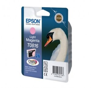 Картридж Epson T0816 для принтера R290 RX690 T59