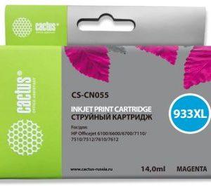 Картридж 933XL пурпурный DesignJet T520 аналог