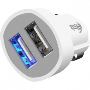 Зарядное устройство Ritmix RM-4221 2 USB прикуриватель