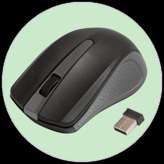 Мышь беспроводная Ritmix RMW-555 купить Минск