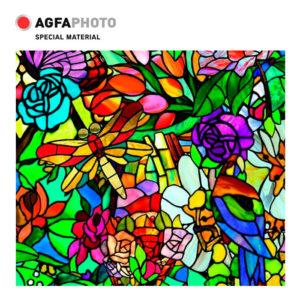 Самоклеющаяся пленка AGFA прозрачная А4 140 грамм