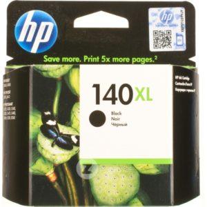 Картридж HP 140 XL CB336HE C5283 D5363 D4263