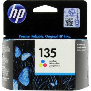 Картридж HP 135 C8766 цветной в C3183 C4183 D5163